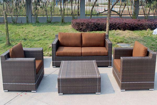 Patio Sofa Set | Patio furniture online | Garden chairs ...